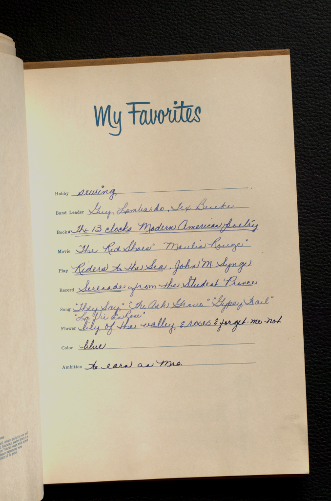 Anne has a list of some of her favorites.